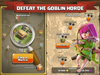 Clash Of Clans v8.212.3 MOD APK (Unlimited Elixer/Gold/Gems)