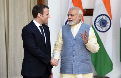 France, India Pledge to Push Forward on Nuclear Power Project