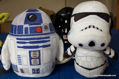 R2-D2 Stormtrooper Star wArs soft Toys review Hallmark