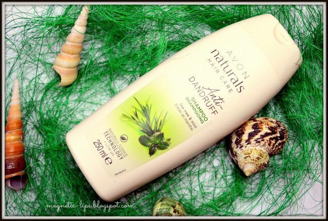kojący szampon przeciwłupieżowy