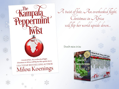 The Kampala Peppermint Twist cover in Sweet Christmas Kisses 3