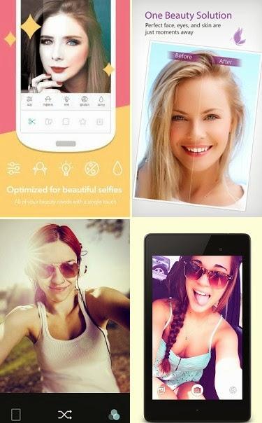 10 Aplikasi Foto Selfie Terbaik Layak Dicoba di HP Android