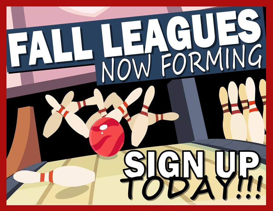 Image result for fall leagues now forming
