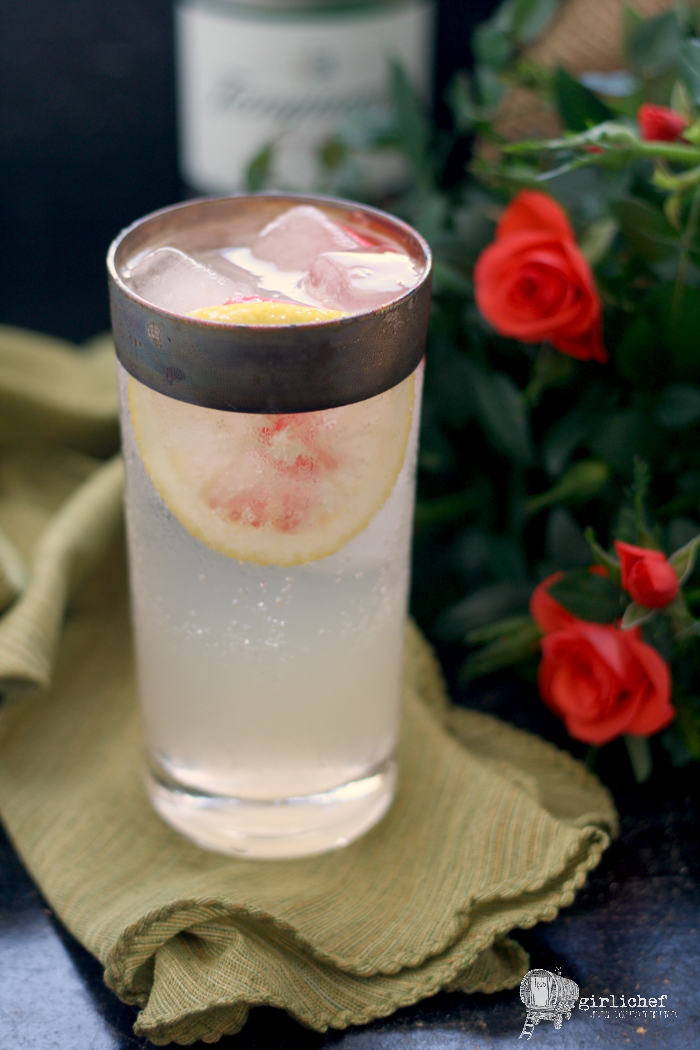 Rose Collins, a Mother's Day cocktail