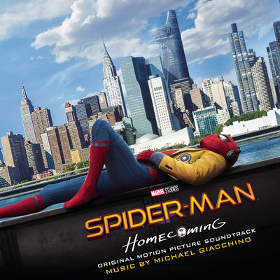 Spider-Man: Homecoming (Original Motion Picture Soundtrack) - Album Download, Itunes Cover, Official Cover, Album CD Cover Art, Tracklist