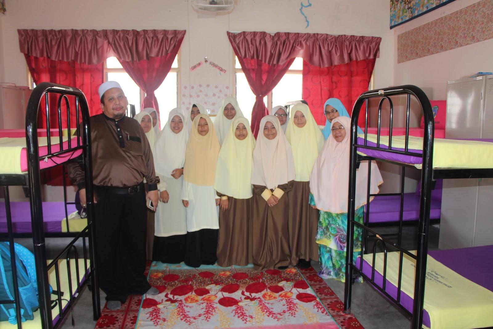 Sekolah Menengah Agama Fauzi 2016