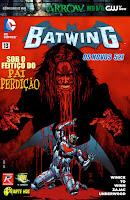 Os Novos 52! Batwing #13