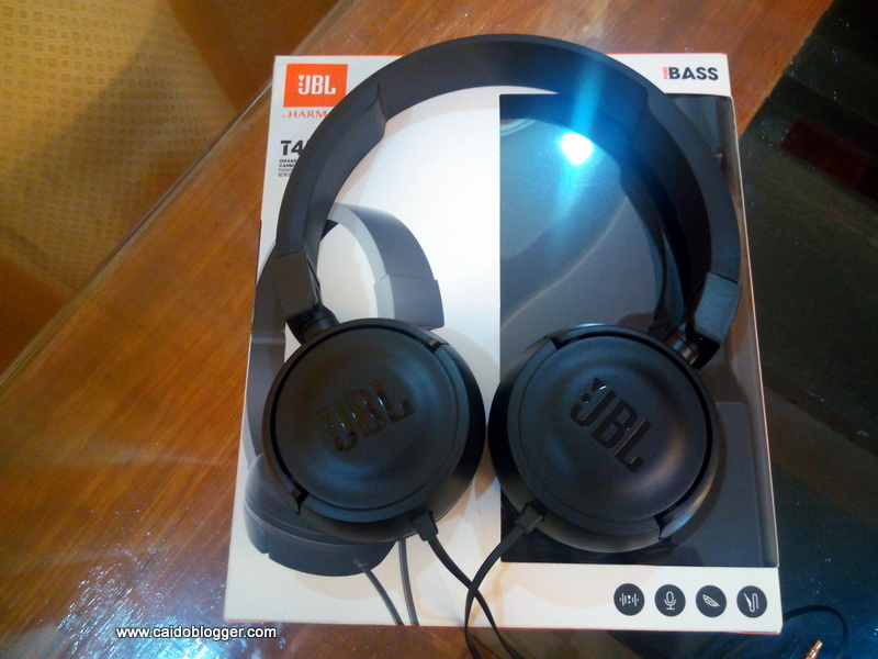 JBL T450 On-Ear Headphone