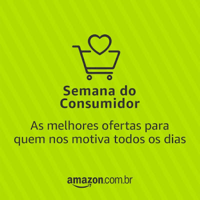 Descontos na Amazon