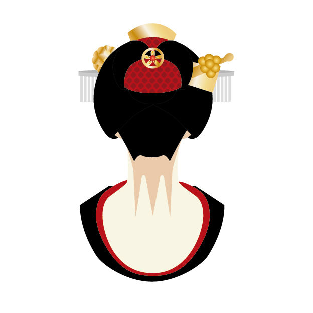 髪型 江戸 時代 女性