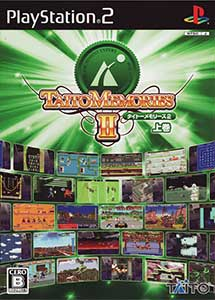 Taito Memories II Joukan PS2 ISO (NTSC-J) MG-MF