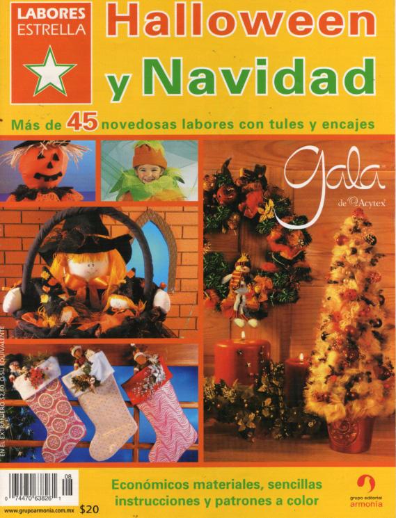 Hallowen y Navidad Nro. 8