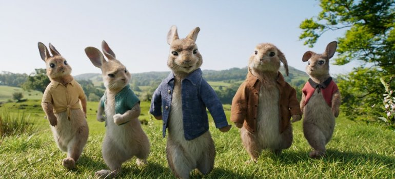 Peter Rabbit (Movie) - A Lesson In Contemporary Life