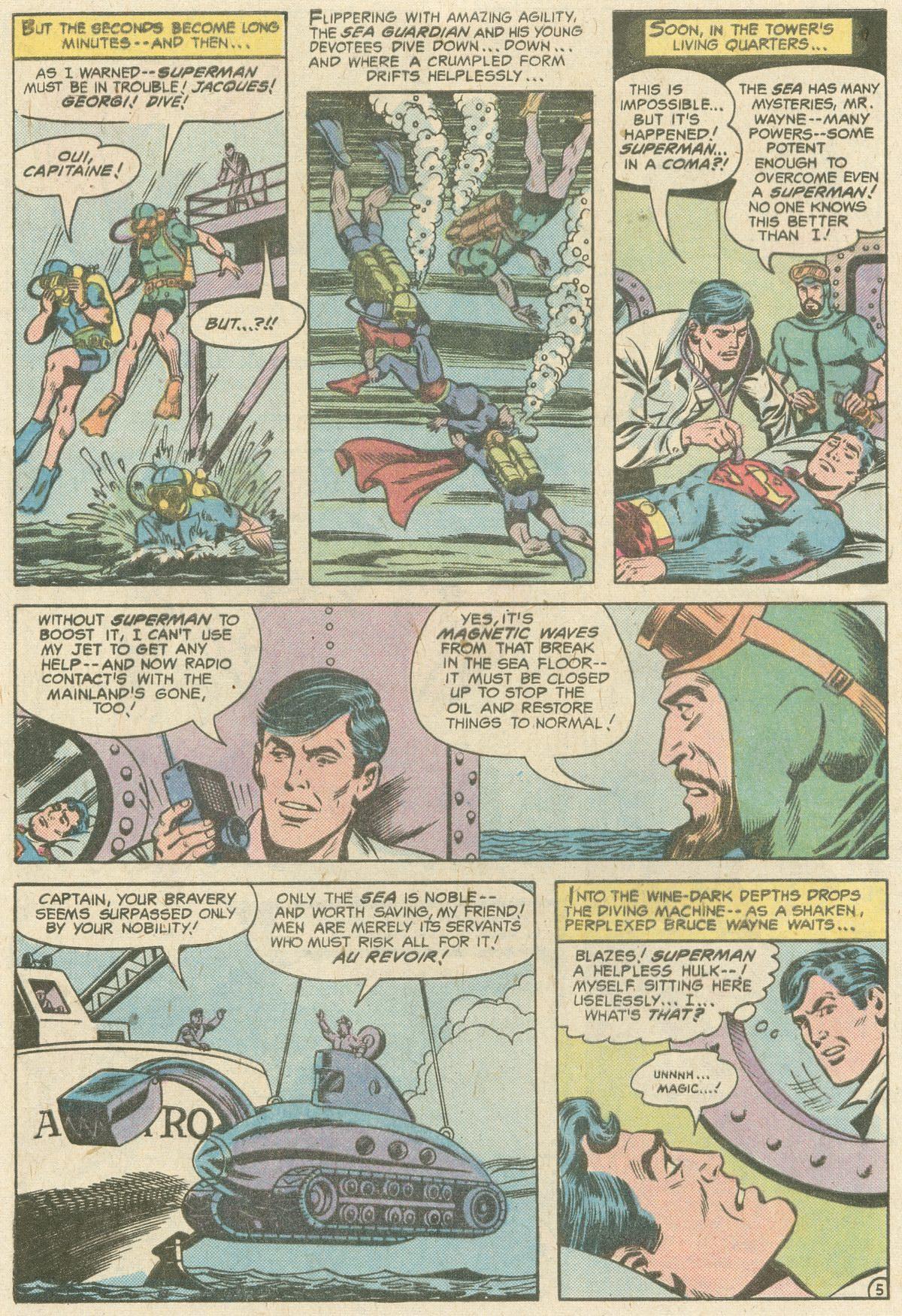 Read online World's Finest Comics comic -  Issue #249 - 6