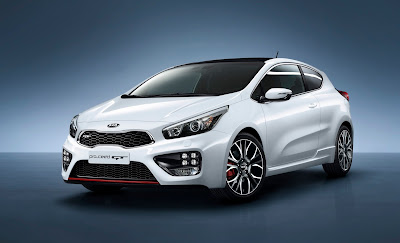 Kia Pro_Cee'd 2018 Review, Specs, Price