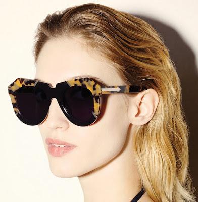 df127bfad69 One-Splash Karen Walker Sunglasses
