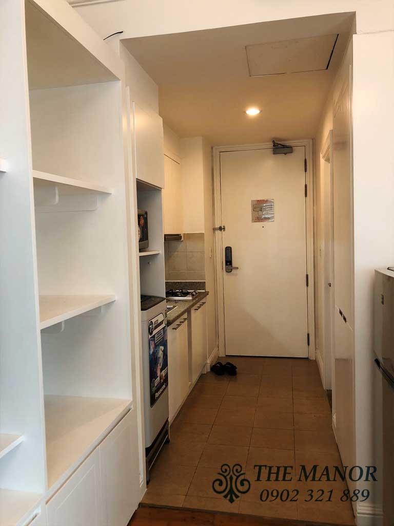 Studio tại chung cư căn hộ The Manor Bình Thạnh cho thuê 3