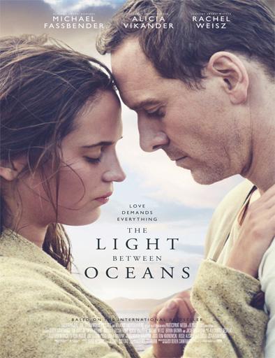 Ver La luz entre los océanos (2016) Online
