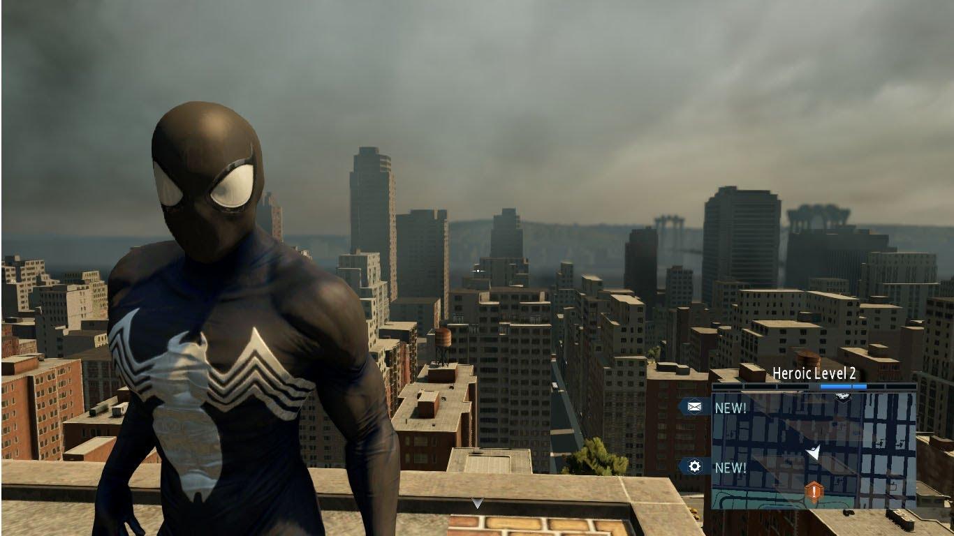 تحميل لعبة the amazing spider man 2 تورنت