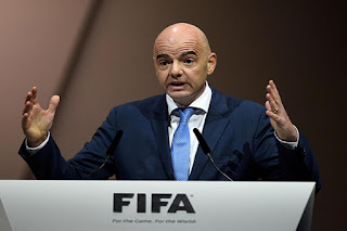 Germany's surprise exit: Infantino says 'That's football'