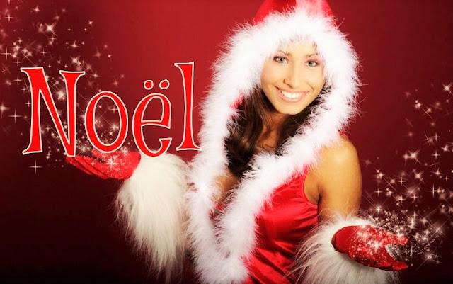 Jolie carte de souhait : Noël 2016