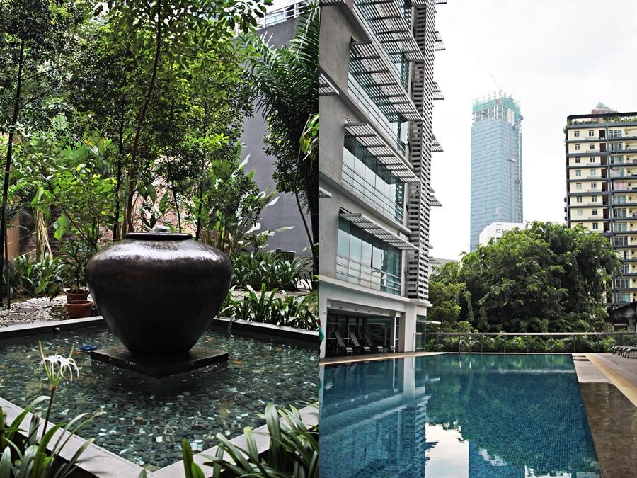 pool hotel luxus malaysia