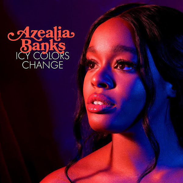 Azealia Banks - Icy Colors Change - Single Cover