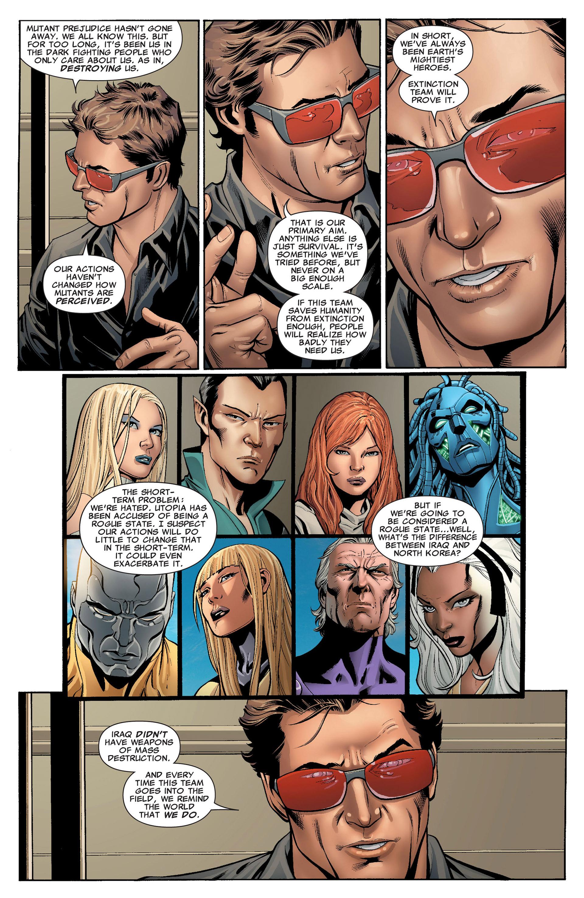 Read online Uncanny X-Men (2012) comic -  Issue #1 - 10