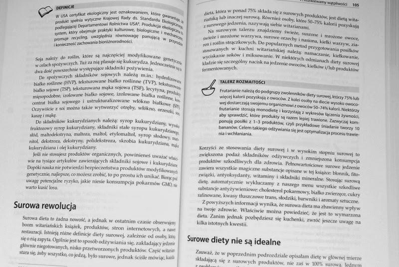 Układ treści w książce