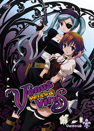 Venus Versus Virus [12/12] [HD] [MEGA]