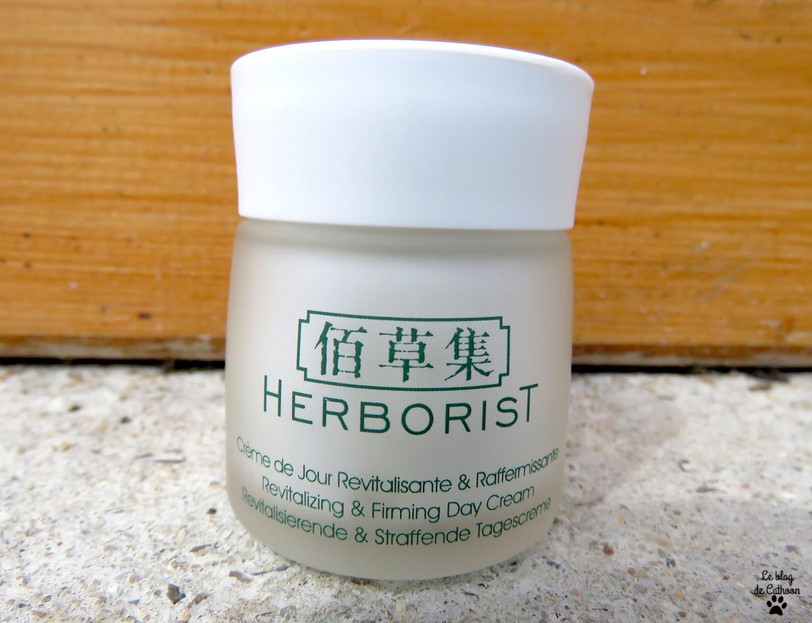 Crème de Jour Revitalisante & Raffermissante herborist