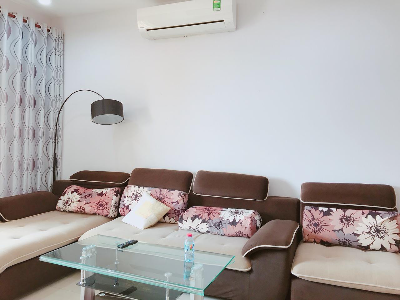 VP2.37- 2 BEDROOMS APARTMENT FOR RENT AT VUNG TAU PLAZA | Villa For Rent