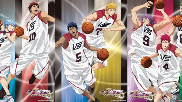 Kuroko No Basket Download Dublado
