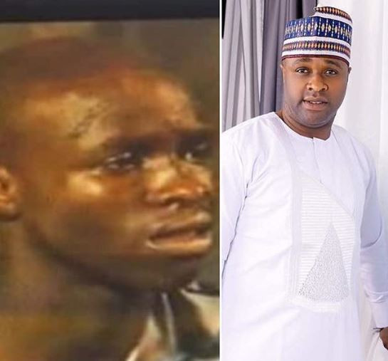 #10YearChallenge:  Femi Adebayo's picture is the most 'Epic' you'll see today