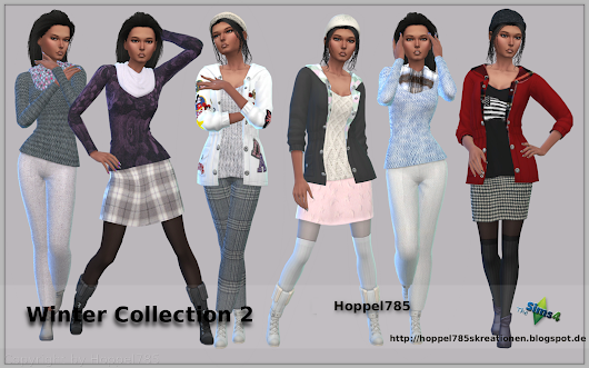 Sims 4 - WinterCollection2 by Hoppel785