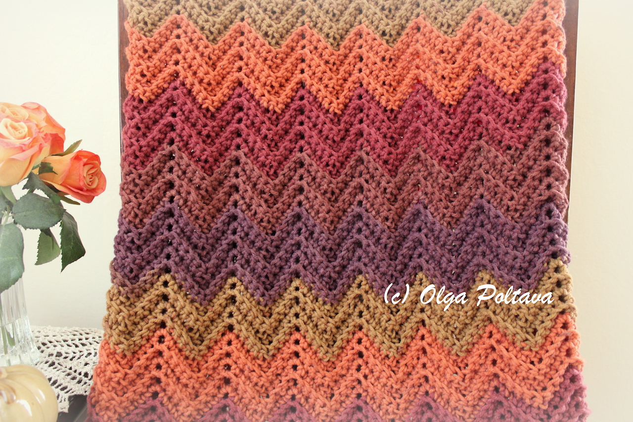 New Easy Crochet Afghan Patterns
