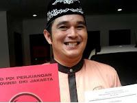 "Dukung Ahok, Eks ""Balon Gubernur Super"" DKI Diminta Kembali ke Jalan Lurus"