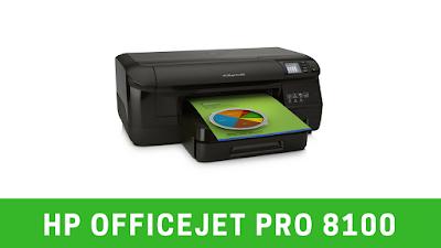 HP Officejet Pro 8100 Driver & Downloads