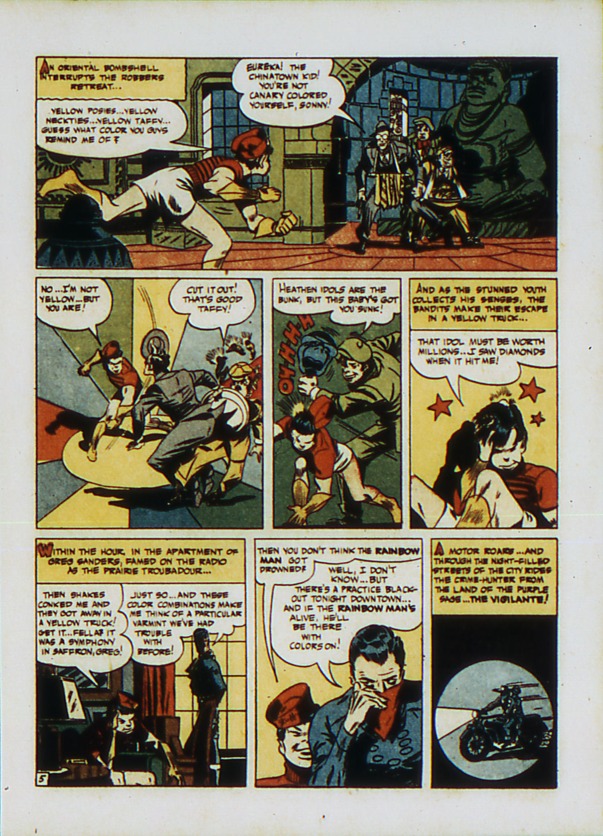 Read online Action Comics (1938) comic -  Issue #53 - 24