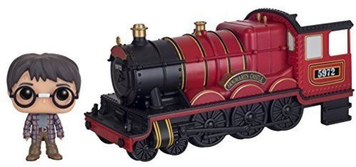 Harry Potter Funko Pop with Hogwarts Express