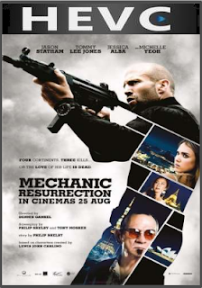 Mechanic Resurrection 2016 Dual Audio 140MB BluRay HEVC