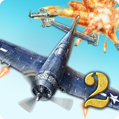 Air Attack 2 Mod Apk+OBB Unlimited Money Terbaru