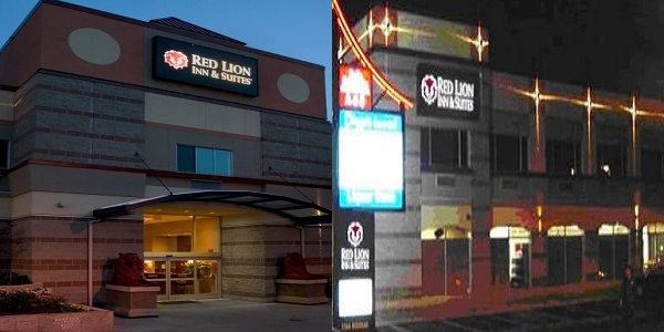 Red Lion Hotels British Columbia and Utah