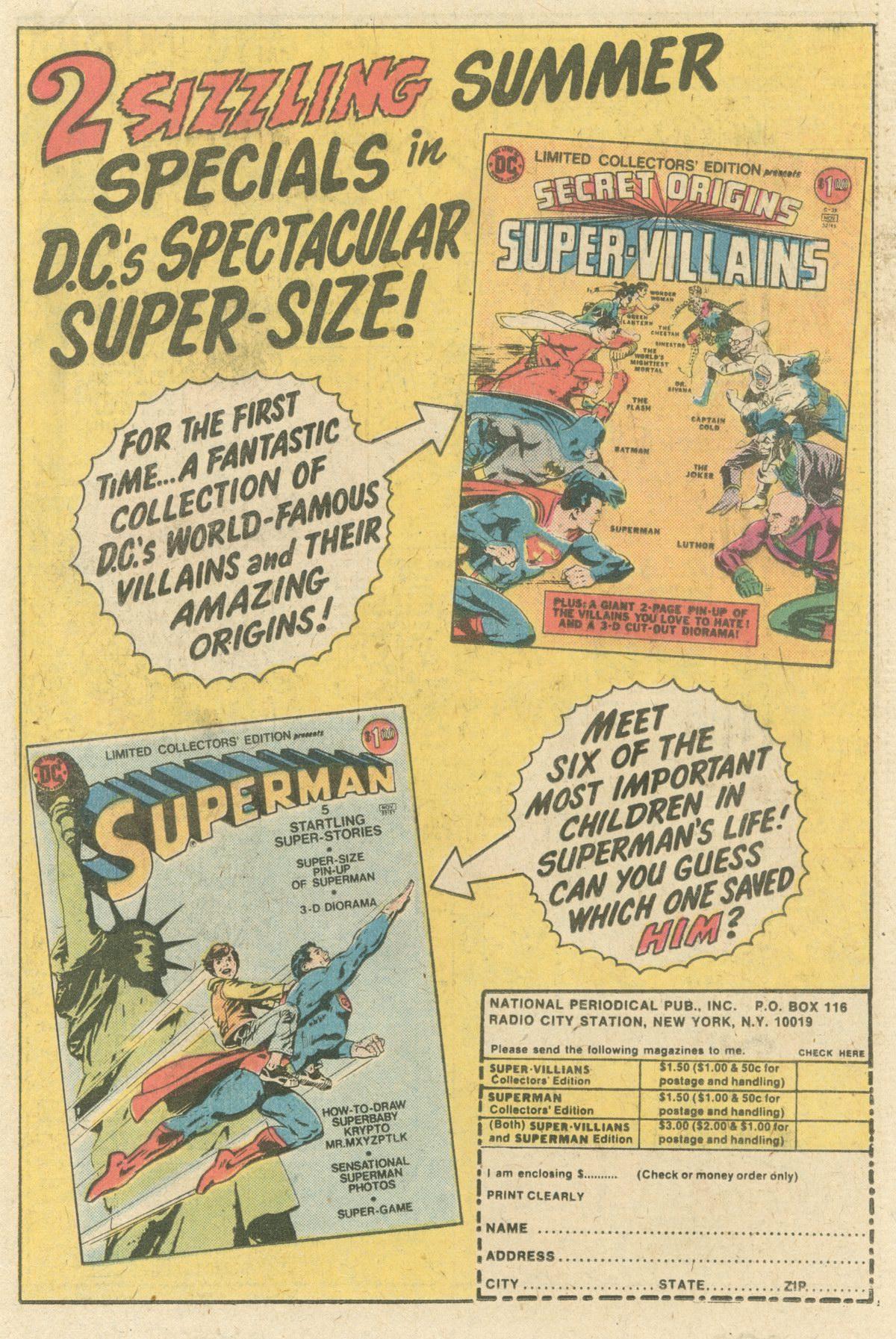 Read online World's Finest Comics comic -  Issue #232 - 19