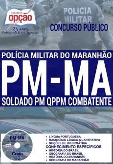 Apostila para Concurso da Polícia Militar do Maranhão PM-MA