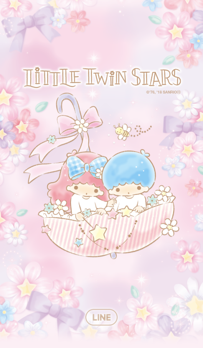 Little Twin Stars: Watercolor Wonder