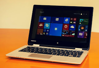 Toshiba Satellite Radius 11 Review