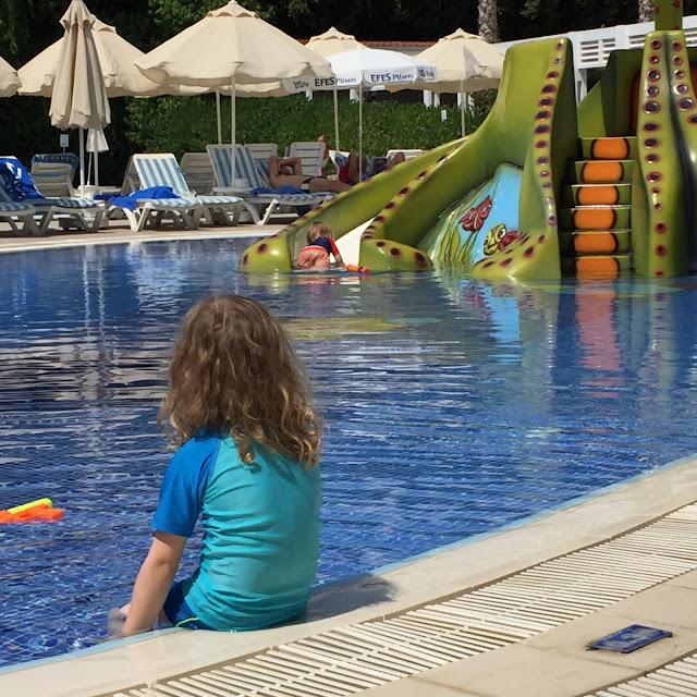 Side Serenis - Der Kinder-Pool mit Kraken-Rutsche