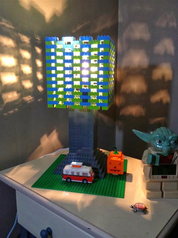 15 different way to use LEGO cubes in everyday life 4