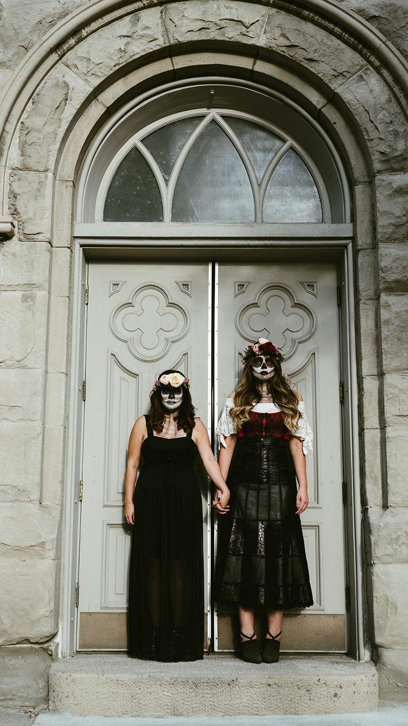 @justanotherinstagal, halloween photoshoot, costume ideas